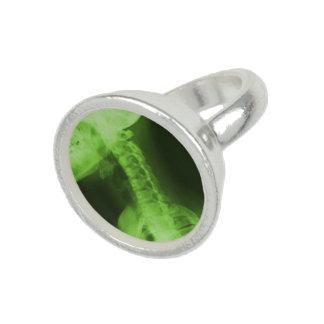 X-Rayed 2 Radioactive Collar Ring