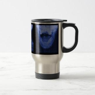 X-rayed 3 - Electromagnetic Blue Coffee Mug