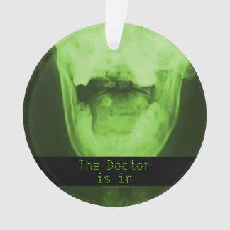 X-rayed 3 - Radioactive Green Ornament