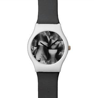 X-rayed Wristwatch