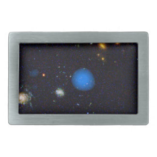 X-Rays Emanate From Heated Material Falling Rectangular Belt Buckle