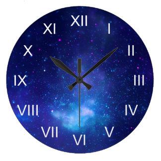 X-Rays Galactic Center Large Clock