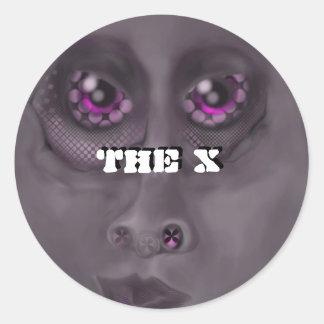 x stickers