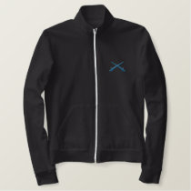 X SWORDS EMBROIDERED JACKET