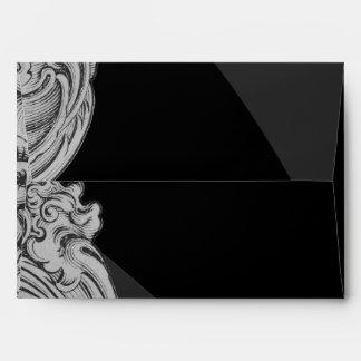 X - The Falck Alphabet (Silvery) Envelope