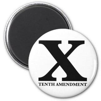 X: The Tenth Amendment Magnet