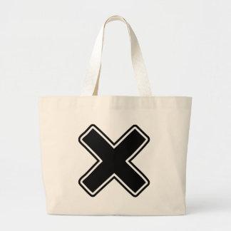 X TOTE BAGS
