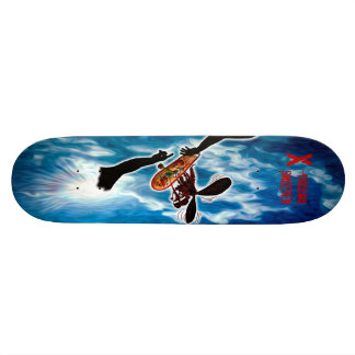 X-treeme Skeeter Skate Board