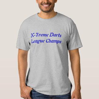 X-Treme Darts League Champs T-shirt