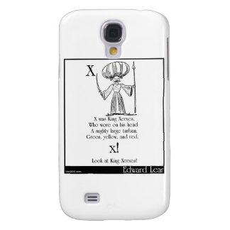 X was King Xerxes Galaxy S4 Cover