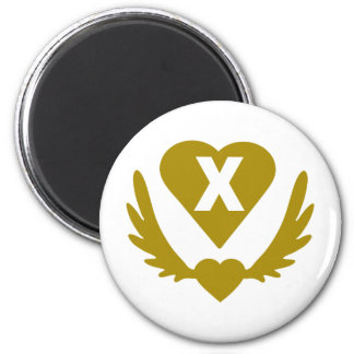 X-Winged-Heart-Heart.png Imán Redondo 5 Cm