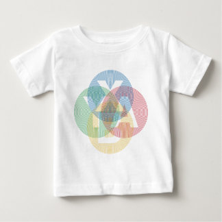 XABY Colored Baby T-Shirt