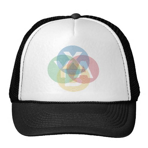 XABY Colored Hats