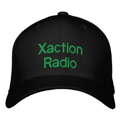 Xaction Radio Flex Fit Hat Embroidered Hats