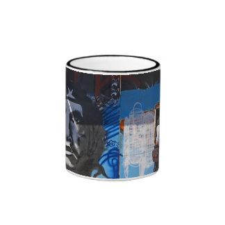 Xalapa Che Ringer Mug