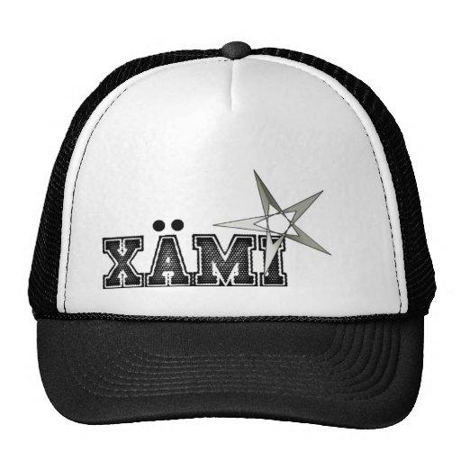 XAMI' s Swag cap Gorros Bordados