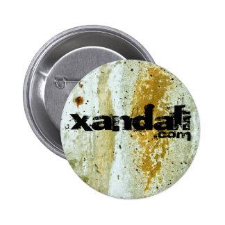 XANDALI.com Pinback Button