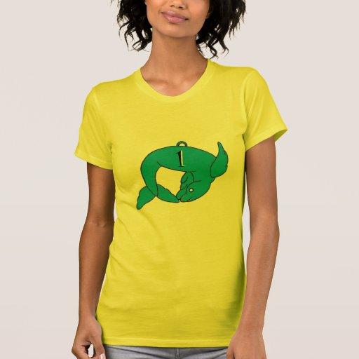 Xandarr 44, 1--Zoladerra de inútil Camisetas