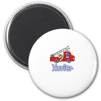 Xavier 2 Inch Round Magnet