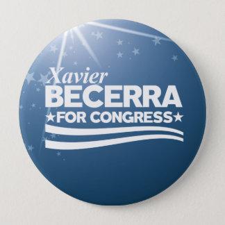 Xavier Becerra Pinback Button