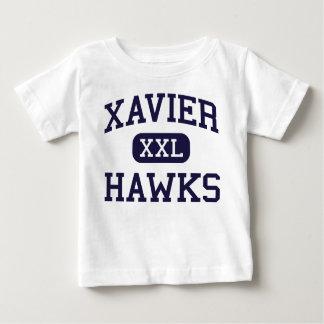 Xavier - Hawks - High School - Appleton Wisconsin Baby T-Shirt