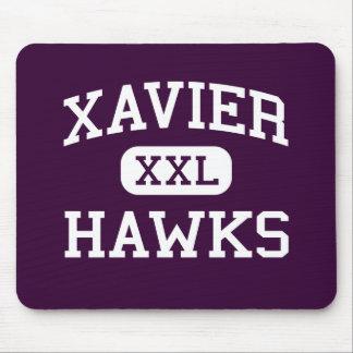 Xavier - Hawks - High School - Appleton Wisconsin Mouse Pad