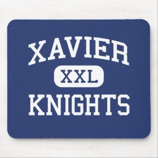 Xavier - Knights - High School - New York New York Mouse Pad