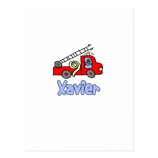Xavier Post Cards