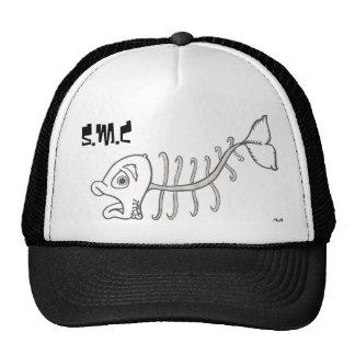 Xavier the X-rayed phish Mesh Hat
