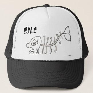 Xavier the X-rayed phish Trucker Hat