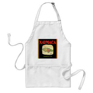 Xaymaca, founded May 3, 1494 - Jamaica Map Aprons