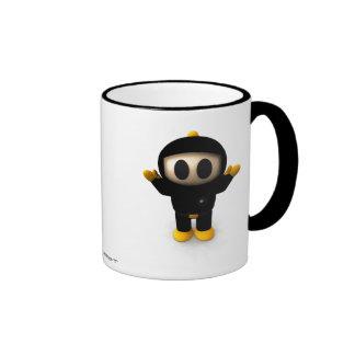 XBlast - Black Player Ringer Mug