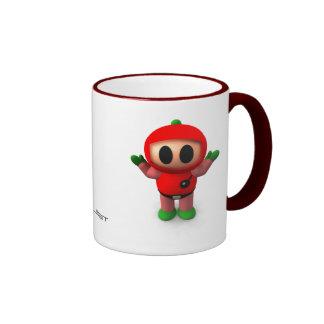 XBlast - Red Player Ringer Mug