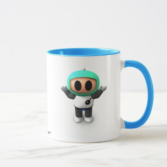 XBlast - Turquoise Player Mug