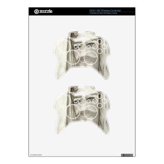 Xbox 360 controller Skin Template - Customized
