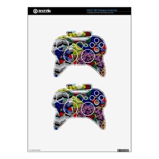 Xbox 360 Controller skins with Multi-Pattern