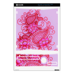 Xbox 360 S Console (2010)pink-mehndi Xbox 360 S Console Skins