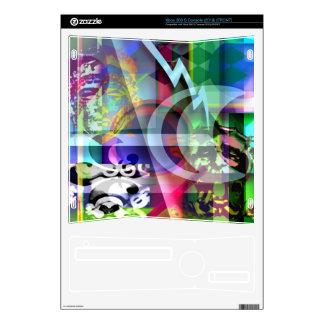 XBOX 360 Skin: Underworld Xbox 360 S Decal