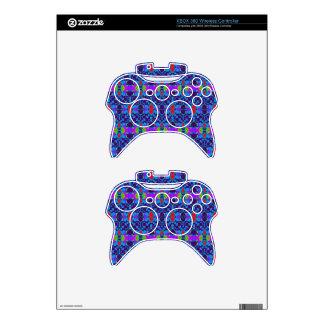 XBOX 360 Wireless Controller Skins w/ Design Xbox 360 Controller Skins