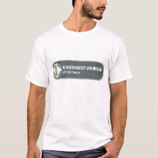 Xbox Achievement Left The House T-Shirt