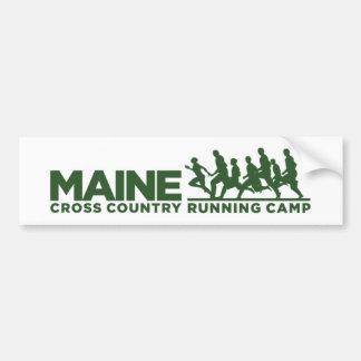 XC Camp Bumper Sticker