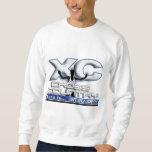 XC - CROSS COUNTRY - BORN TO RUN! PULLOVER SWEATSHIRT