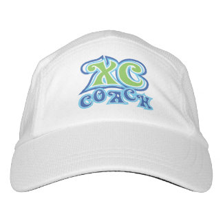 XC Cross Country Coach Hat