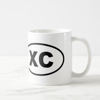 XC Cross Country Coffee Mug