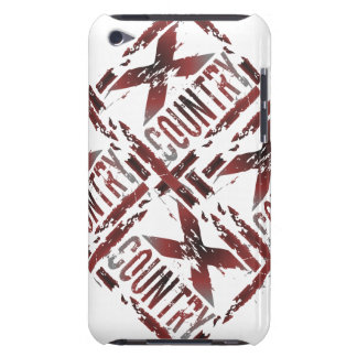 XC Cross Country Runner Barely There iPod Cover