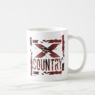 XC Cross Country Runner Coffee Mug