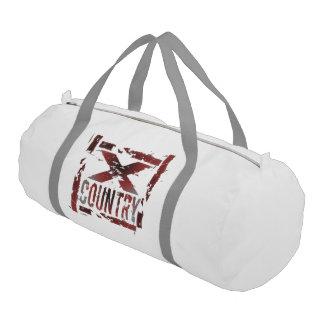 XC Cross Country Runner Duffle Bag