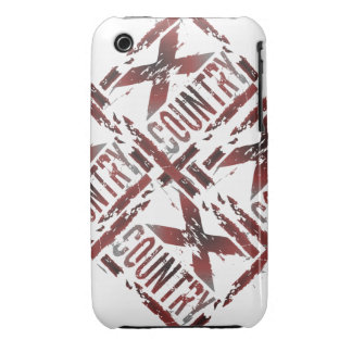 XC Cross Country Runner iPhone 3 Cover