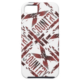 XC Cross Country Runner iPhone SE/5/5s Case