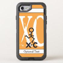 XC Cross Country Runner OtterBox Phone Case